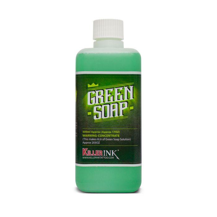 Killer Ink - Savon vert concentré (500ml)