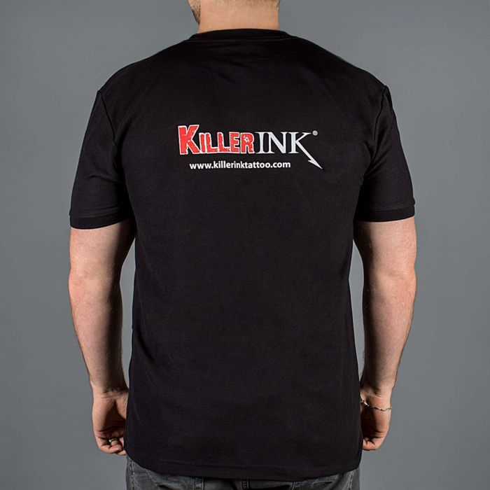 Killer Ink - T-Shirt Noir