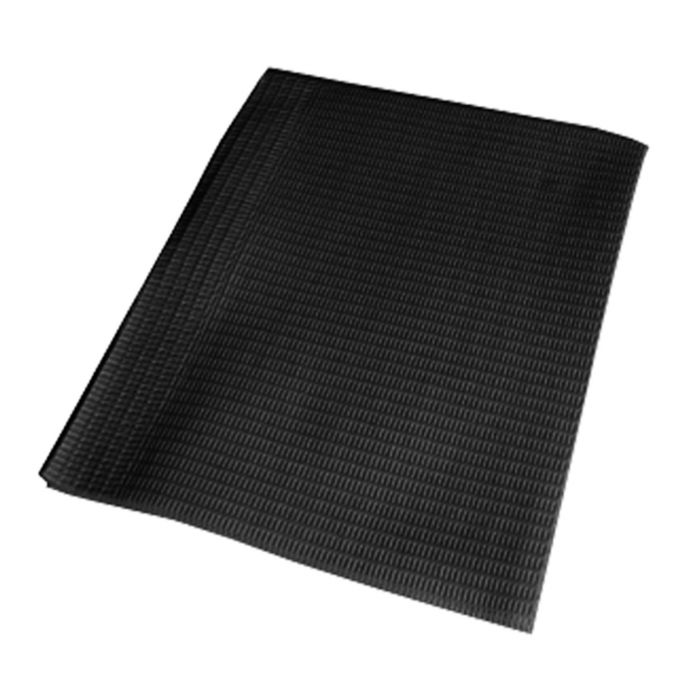 Pack de 500 toiles de protection (34 x 45,5cm) - Noir