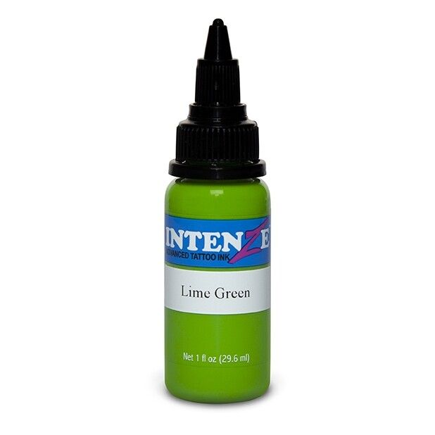 Encre Intenze Ink - New Original - Lime Green (30ml)