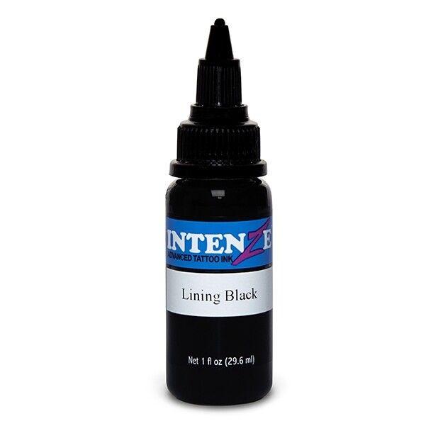 Encre Intenze Ink - Lining Black (noir pour traçages)