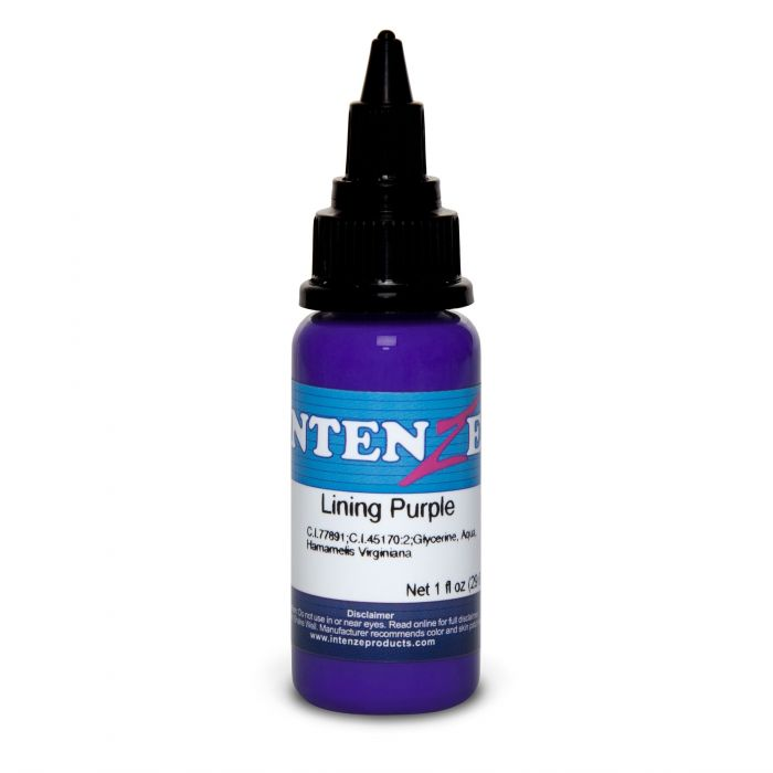 Encre Intenze Ink - Color Lining Series - Lining Purple (30ml)
