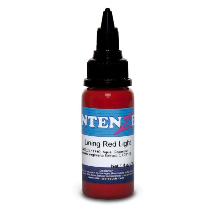Encre Intenze Ink - Color Lining Series - Lining Red Light (30ml)
