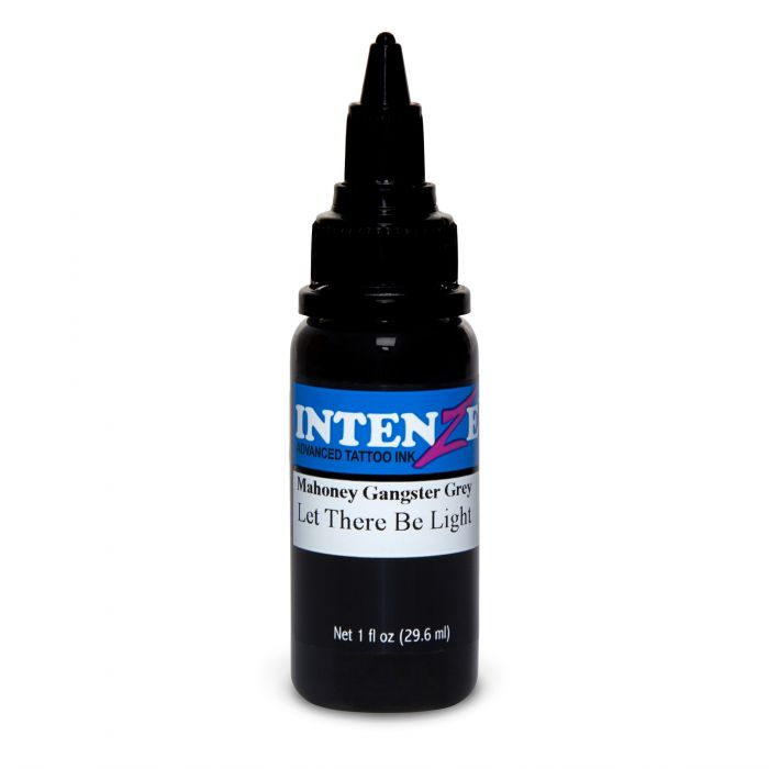 Encre Intenze Ink - Mark Mahoney Gangster Grey - Let There Be Light (30ml)