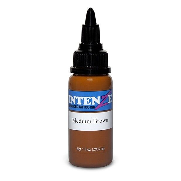 Encre Intenze Ink - New Original - Medium Brown (30ml)