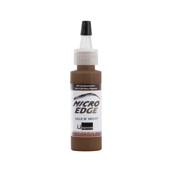 Li Pigments Micro Edge Couleur Sourcil - Milk N' Honey 15 ml
