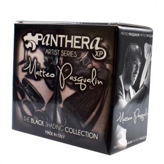 Encre Panthera Ink - Set Complet 8 Encres The Black Shading Collection par Matteo Pasqualin (30ml)