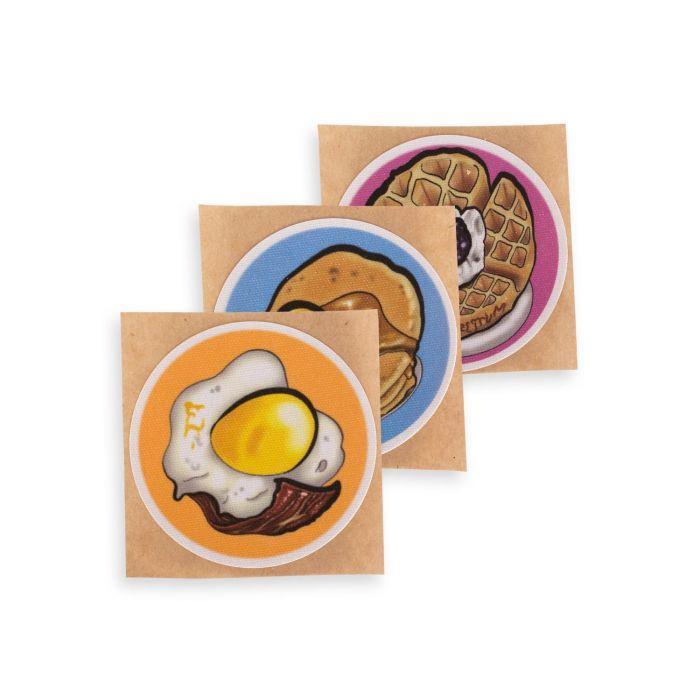 Cache-Tétons / Sparadraps Tasty Pasties - Lot de 3 paires