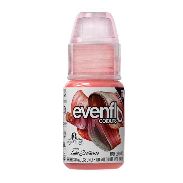 Perma Blend Evenflo Lips Set Lulu's Rose (15ml)