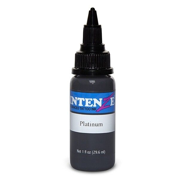 Encre Intenze Ink - Pastel - Platinum (30ml)