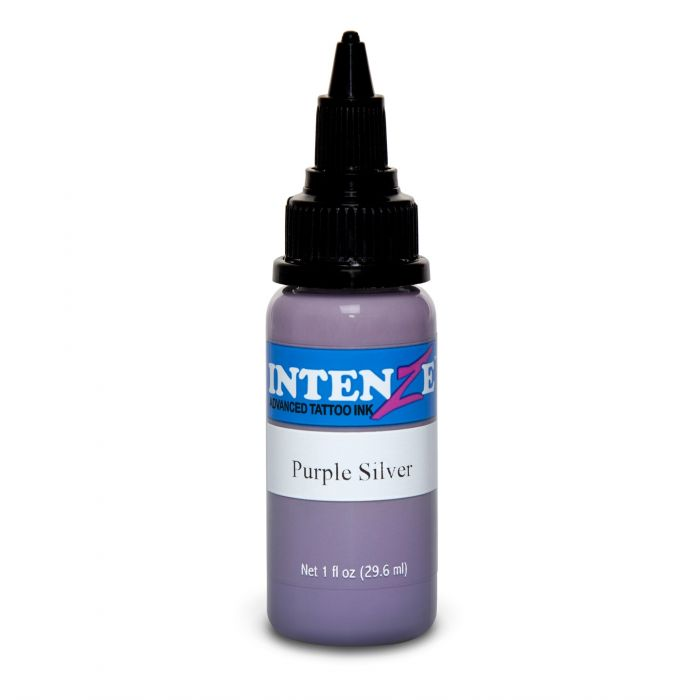 Encre Intenze Ink - Purple Silver (30ml)