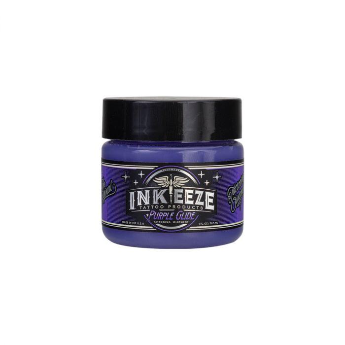 INK-EEZE Purple Glide - Baume pour tatouage multi-usage