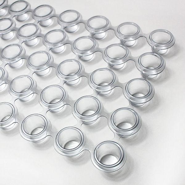 Pack de 20 Palettes de Godets à Encre Quick Caps
