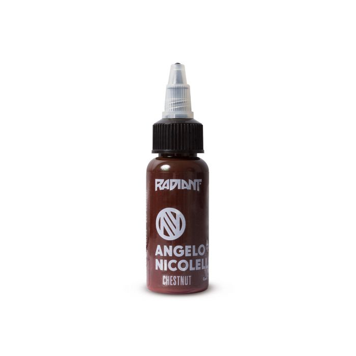 Encre Radiant Colors - Angelo Nicolella - Chestnut (30ml)