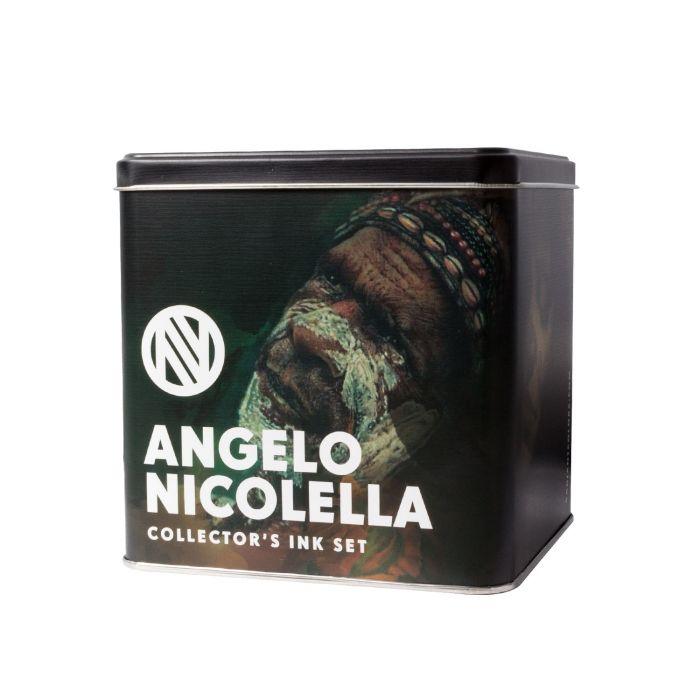 Radiant Colors - Angelo Nicolella Portrait - Set complet 12 encres (30ml)