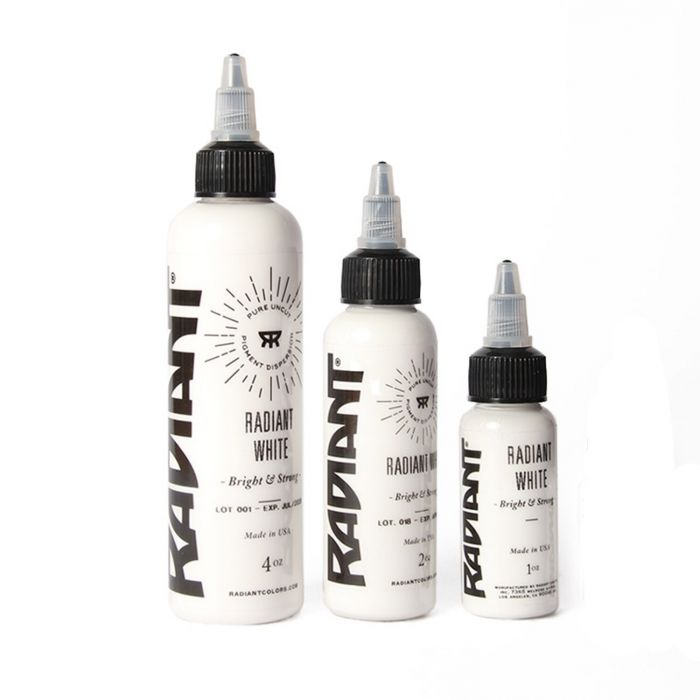 Encre Radiant Colors - Radiant White