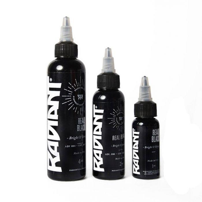 Encre Radiant Colors - Real Black