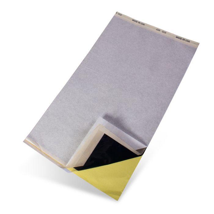 ReproFX Spirit Classic - Pack de 100 feuilles transfert violet pour thermocopieur LONGUES (21,5 x 35,5cm)
