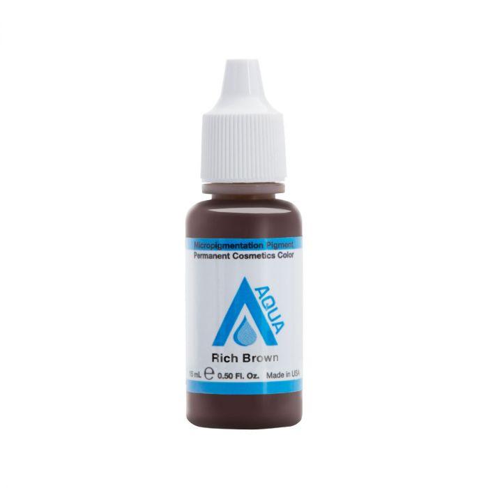 Li Pigments Aqua - Rich Brown 15 ml