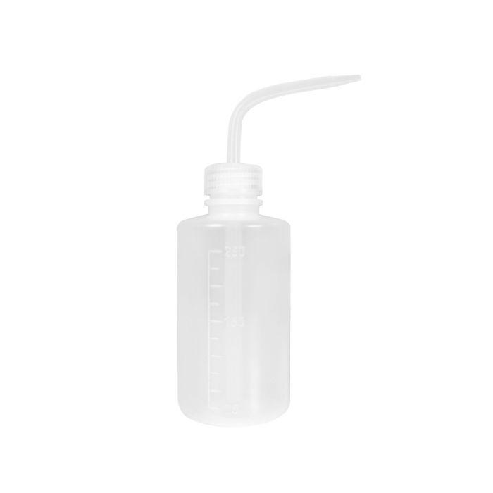 Bouteille de rinçage avec bec verseur en plastique souple