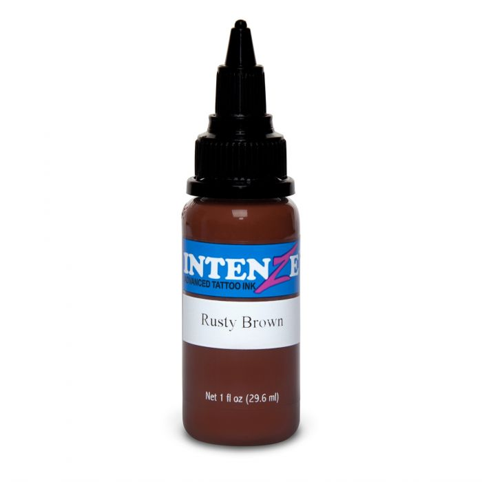 Encre Intenze Ink - Earth Tone - Rusty Brown (30ml)