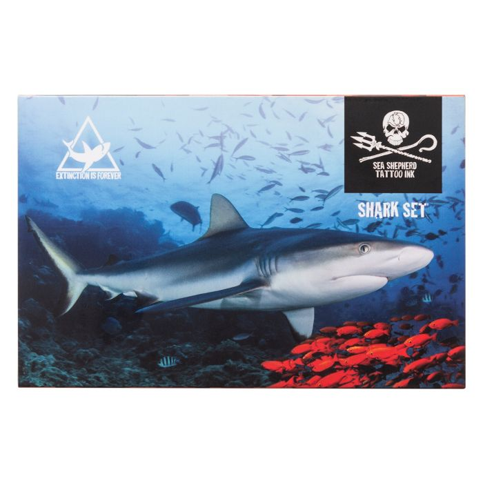 Set Complet de 6 Encres Sea Shepherd Shark Set 30ml (1oz)