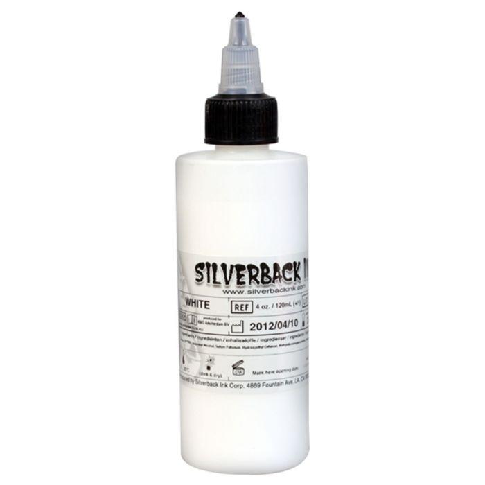 Encre Silverback Ink® White - Blanc
