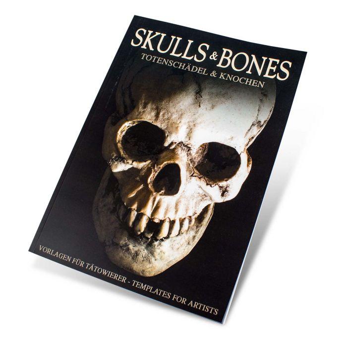 Skull & Bones - Modèles de crânes et d'os pour Artistes