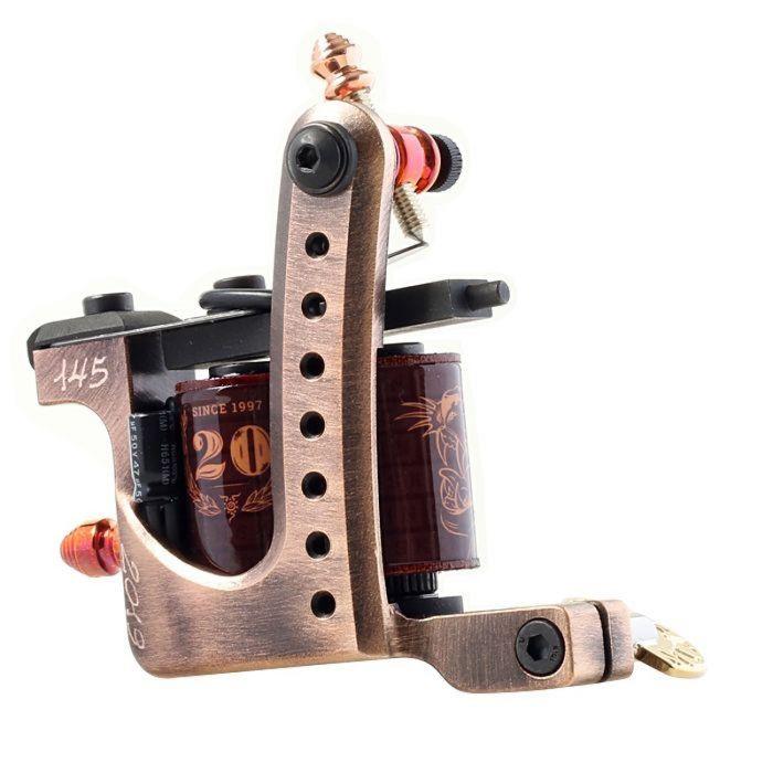 Sunskin Small-V Machine à Bobines Evo Bronze Liner