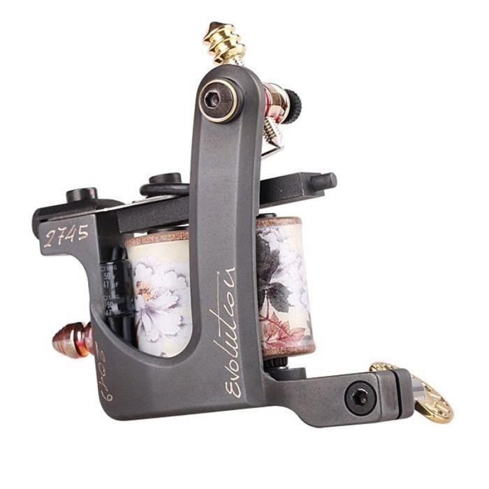 Sunskin Small-V Machine à Bobines Evo Old Black Liner