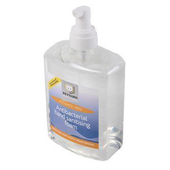 Reynard - Mousse Nettoyante Antibactérienne (500ml)