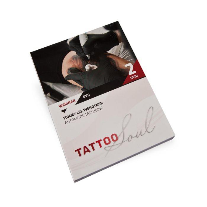 DVD TattooSoul - Tommy Lee Wendtner