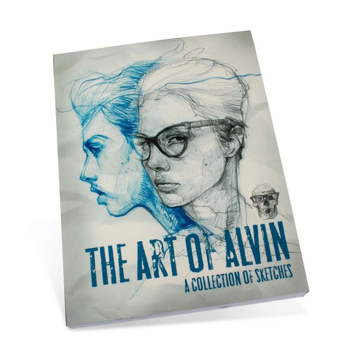 The Art of Alvin - Alvin Chong (Out of Step Books)