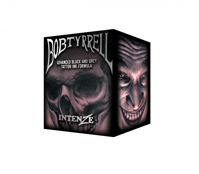 Intenze Ink - Bob Tyrrell - Set complet 6 encres (30ml)
