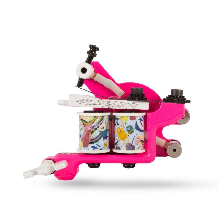 Machine à Tatouer Vlad Blad - Respect A2 - Power Shader/Power Colour Packer (ombreuse/remplisseuse de couleur puissante)