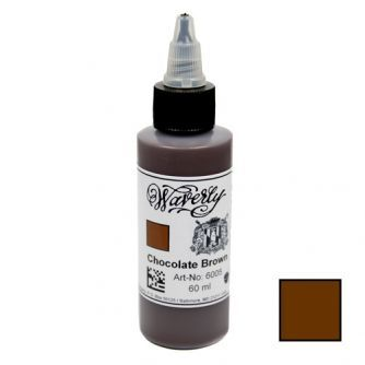 Encre WAVERLY Color Company - Chocolate Brown (60ml)