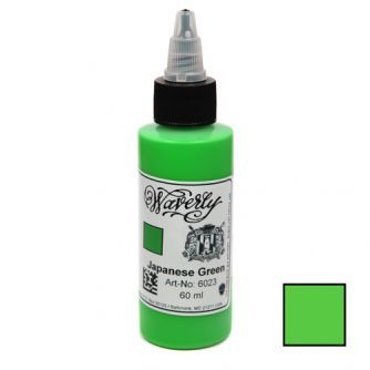 Encre WAVERLY Color Company - Japanese Green (60ml)