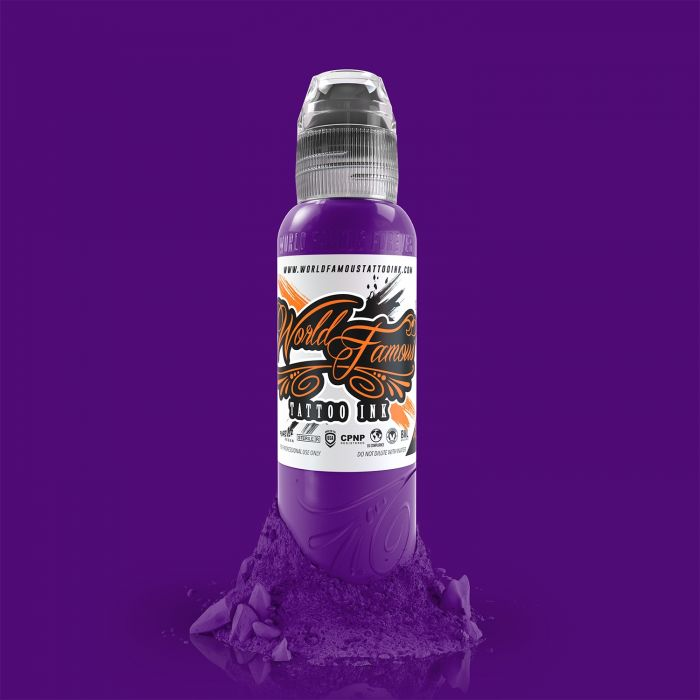 Encre World Famous Ink - Jay Freestyle Watercolor - Purple (30ml)