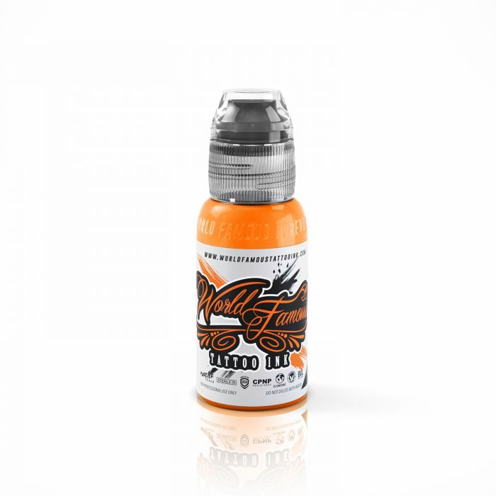 Encre World Famous Ink Acropolis Orange 30ml (1oz)