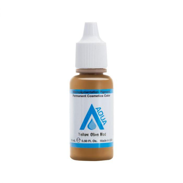 Li Pigments Aqua - Yellow Olive Mod 15 ml