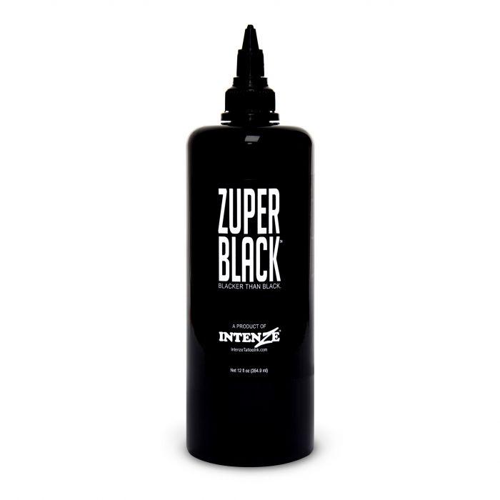 Encre Intenze Ink - Zuper Black