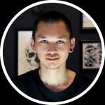 Artiste Sponsorisé du Mois – Michael Taguet