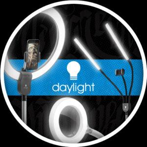 Daylight – Nouvelles lampes et éclairages